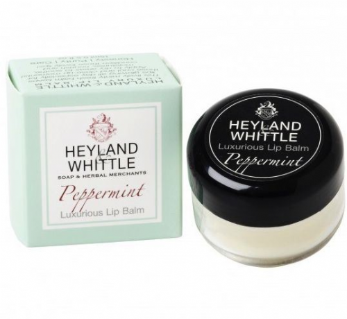 Peppermint Lip Balm from Heyland and Whittle